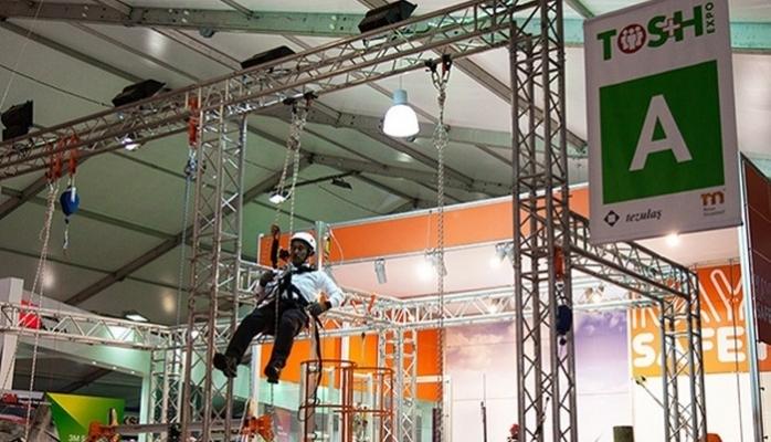 TOS+H Expo Fuarına Büyük İlgi Gösterildi