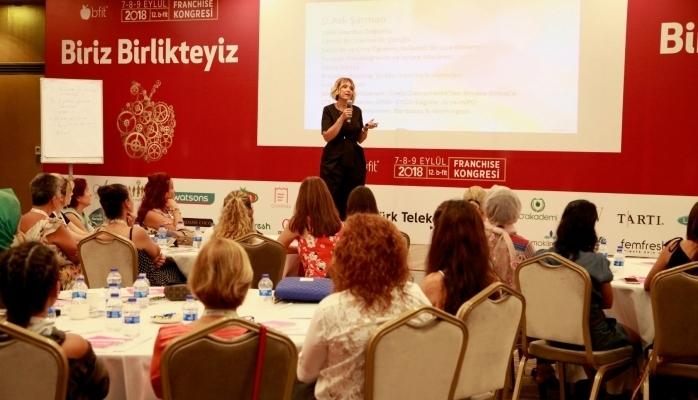 230 b-fit'li Kadın Girişimci Türkiye'nin Spor Kültürünü Değiştiriyor