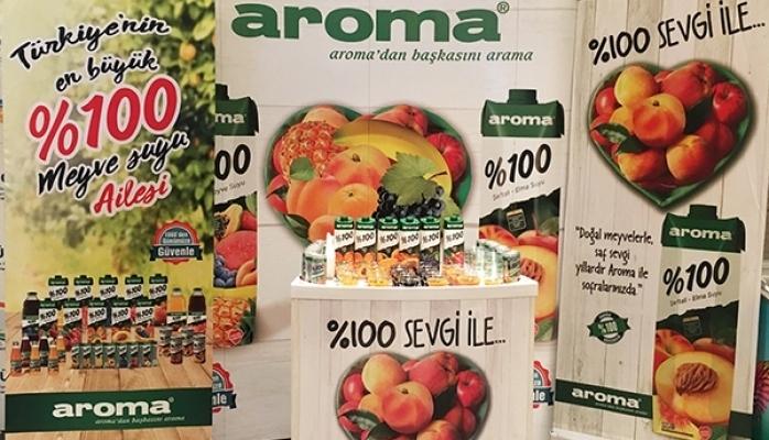 Gıdanın Geleceğine Aroma Katkısı